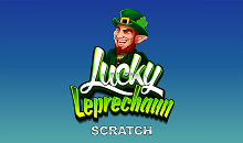 Lucky Leprechaun Scratch