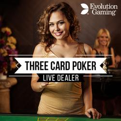 Three Card Poker Evolution